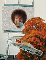 bob-ross-bush-painting